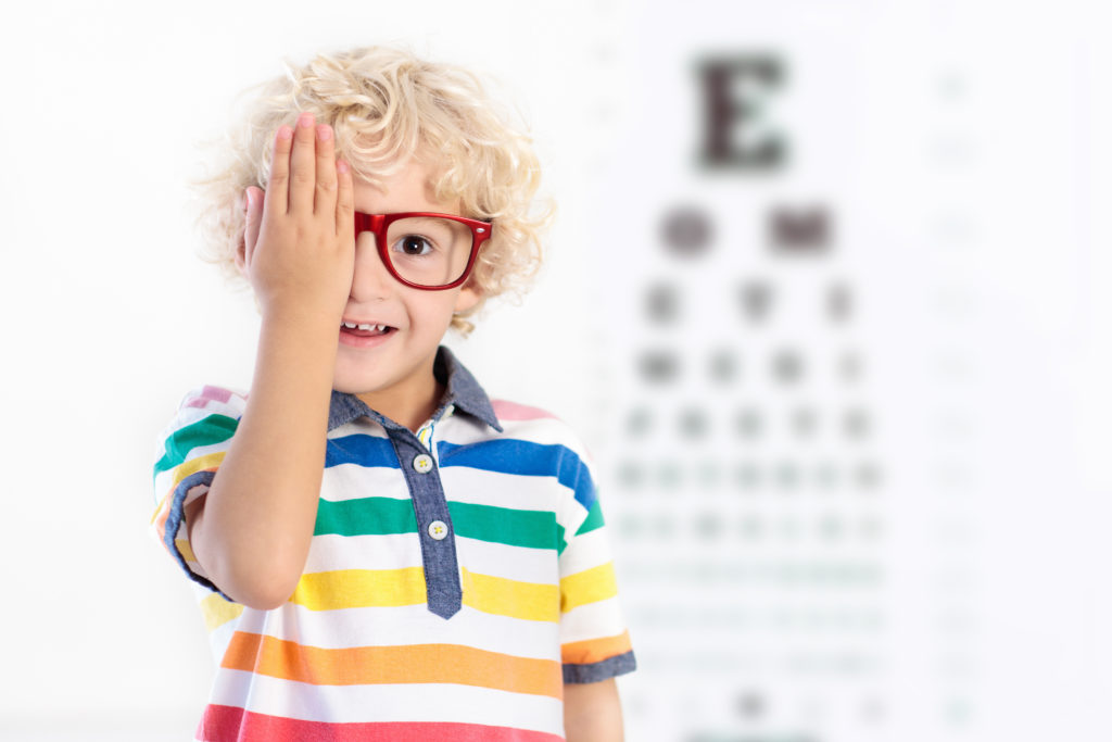 learning disabilities and vision
